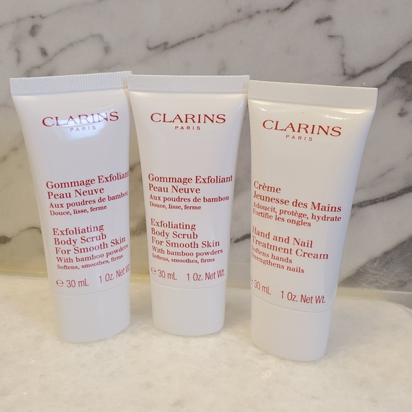 Clarins -- Body Set